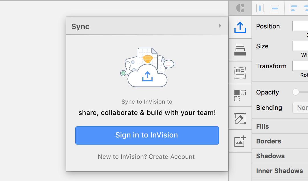 Synchronisiere deine Artboards mit InVision