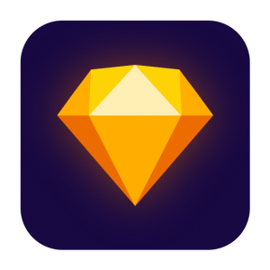 Alternatives Sketch App Icon