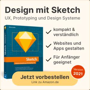 Bestelle das Sketch Buch bei Amazon